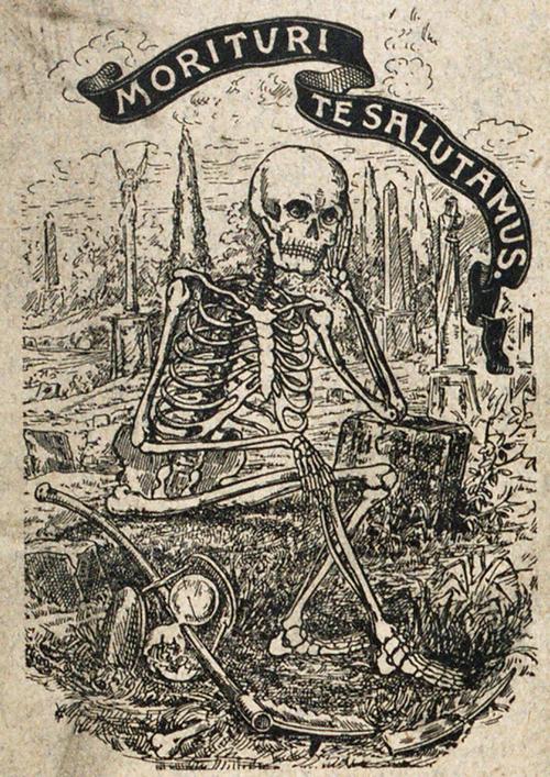 Morituri te salutamus