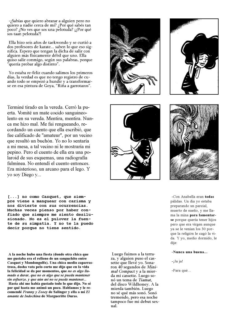 06 - Casting de Fanzines