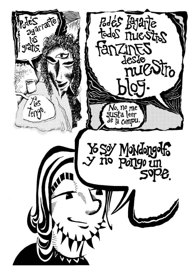 17 - Mondongolfic mangueeishon 3
