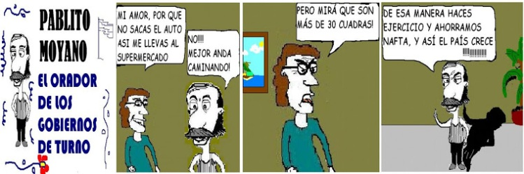 Odiables blogspot - Pablito historieta 2