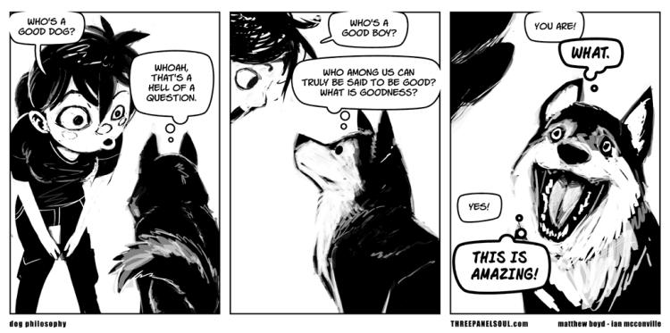 Dog philosophy